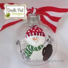 golf personalized ornament golf