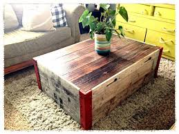 shipping crate coffee table download packing crate coffee table designcreative me