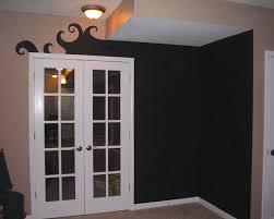decorative chalkboard wall