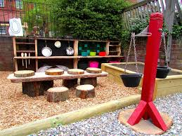 Creative Backyard Playground Ideas The Interactive Elements Of Playgrounds Provided By Infinite