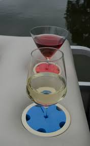 the hatch stemless wine glasses boating wine and bar