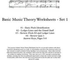 music theory worksheets u2013 complete list u2013 edwin culver