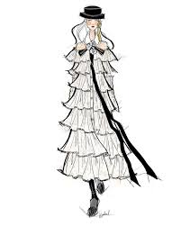 771 best dress sketches images on pinterest fashion