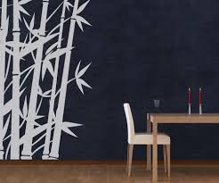 vinyl wall decal sticker bamboo item os mb117