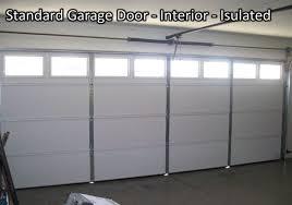 typical garage size door metal front doors awesome insulated metal door full image