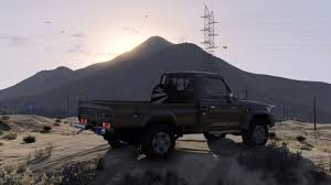 land cruiser pickup 2016 toyota land cruiser pickup gta5 mods com