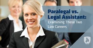 paralegal vs legal assistant examining these two law careers