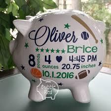 Keepsake Piggy Bank 30 Best Pigs In Paint Images On Pinterest Piggy Banks Pottery