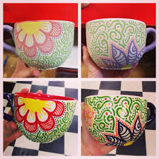 Painting Designs 72 Best Housewares Ideas Images On Pinterest Painted Pottery