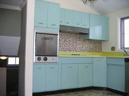 the crystal cabinet accessories in this kitchen classy light blue