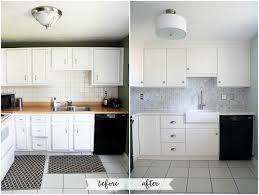 adding crown molding to adding crown molding to kitchen cabinets before after trendyexaminer