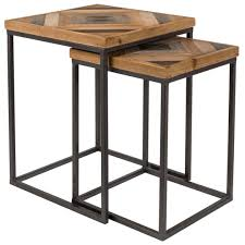 side table set of 2 interiors joy side tables set of 2