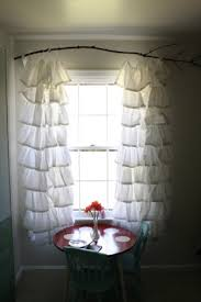top 10 adorable diy window coverings creative curtain rods and