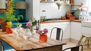decoration pour cuisine déco vintage on craque pour la déco récup côté maison
