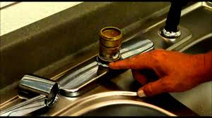 how to replace kitchen faucet in this i show you how to repair a moen style kitchen faucet