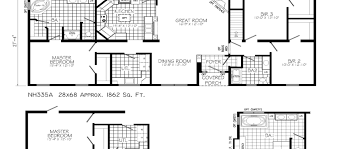 House Floor Plans With Dimensions Floor Plans Ranch Further Simple House Floor Plans Rectangle On