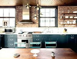 Brick Kitchen Ideas Brick In Kitchen Best Exposed Brick Kitchen Ideas On Kitchen Brick