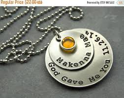 mothers necklaces with names and birthstones mothers necklace etsy