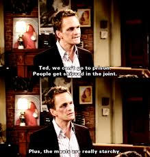 How I Met Your Mother Memes - haha i love barney lol random pinterest met himym and