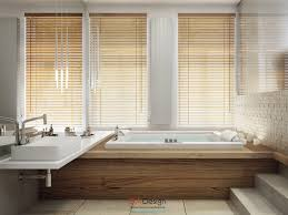 wood paneled tub interior design ideas