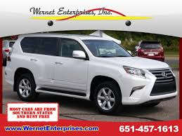 lexus dealer mn used lexus for sale in inver grove heights mn at wernet