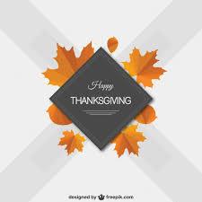 minimalist happy thanksgiving vector vector free