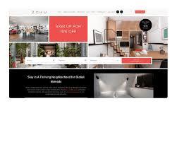 Award Winning Interior Design Websites by Hotel Website Design Agency Websites For Hotels