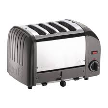 Dualit Toaster Spares Dualit 4 Slice Vario Toaster Charcoal 40348 E268 Buy Online At