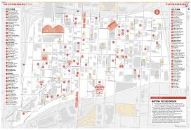 Kansas City Map Crossroads Arts District Mapping The Neighborhood Kansas City