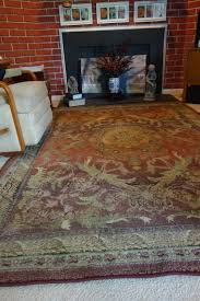 Stop Area Rug From Sliding On Carpet How To Keep An Area Rug From Creeping On A Carpeted Floor The