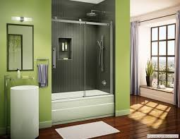 bathtub shower door luxury glass ny bathtub shower doors pmcshop