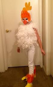 Halloween Chicken Costume Rooster Costume Costumes Costumes Craft