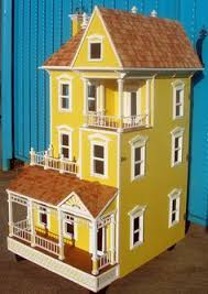 victorian barbie doll house free plans 1 6 scale dioramas