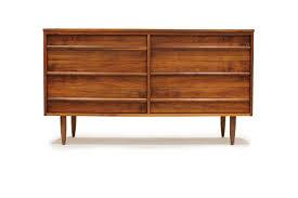 1950 Modern Furniture by Mid Century Modern Walnut 6 Drawer Dresser U2014 Furniture 1950 Teak