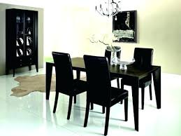 black dining room table chairs black dining room table and chairs rustic sets granite inside