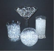 Clear Vase Gems How To Decorate Vases With Beads Home Decor 2017