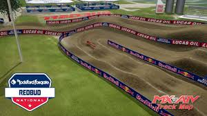 motocross race track design 2017 redbud mx track map transworld motocross