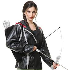 Katniss Everdeen Costume Costume Ideas For Women How To Dress Up As Katniss Everdeen The