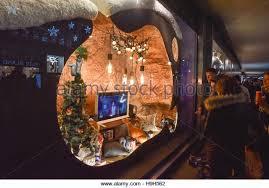Christmas Window Decorations London by Christmas Window Displays London Stock Photos U0026 Christmas Window