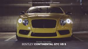 bentley burgundy behind the wheel 2014 bentley new continental gtc v8 s youtube