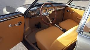 Karmann Ghia Interior Volkswagen Karmann Ghia Restoration Creative Coachworks