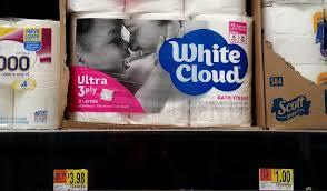 White Cloud Bathroom Tissue - white cloud bath tissue as low as 16 per roll at walmart