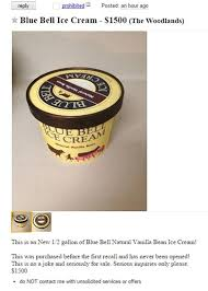 Craigslist Flagged For Removal Blue Bell Black Market Takes Up Shop On Craigslist Ny Daily News