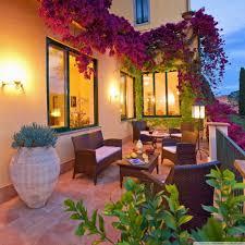 beautiful house terrace hd desktop wallpaper for 4k ultra hd tv