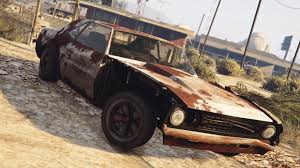 rusty car rusty vigero from gta iv with livery support gta5 mods com