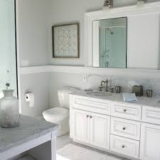bathroom molding ideas bathroom chair rail design ideas