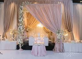 wedding backdrop canopy wedding decor toronto a clingen wedding event