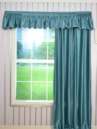 solid pencil pleat valance and versatile pleat curtains online
