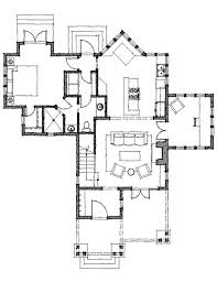 Organic Architecture Floor Plans by Maximizing A Craftsman House Plan First Floor Constant