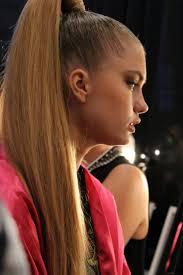 125 best chignon ponytail images on pinterest chignons